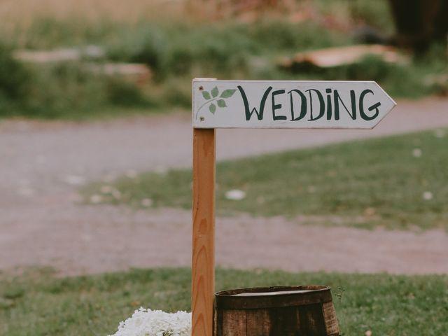 David and Pascale's wedding in Scotsburn, Nova Scotia 9
