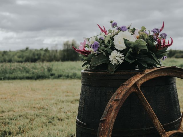 David and Pascale's wedding in Scotsburn, Nova Scotia 11