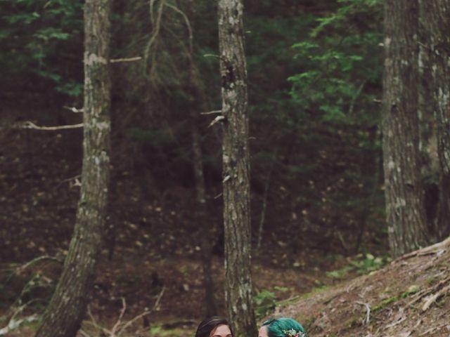 David and Pascale's wedding in Scotsburn, Nova Scotia 14