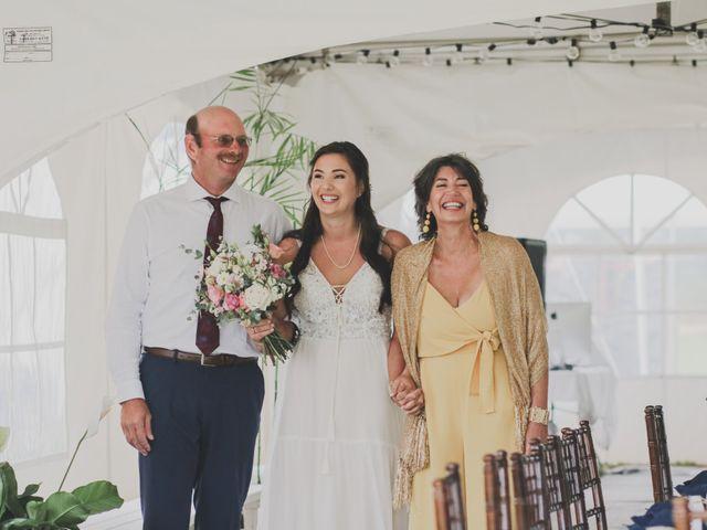 David and Pascale's wedding in Scotsburn, Nova Scotia 23