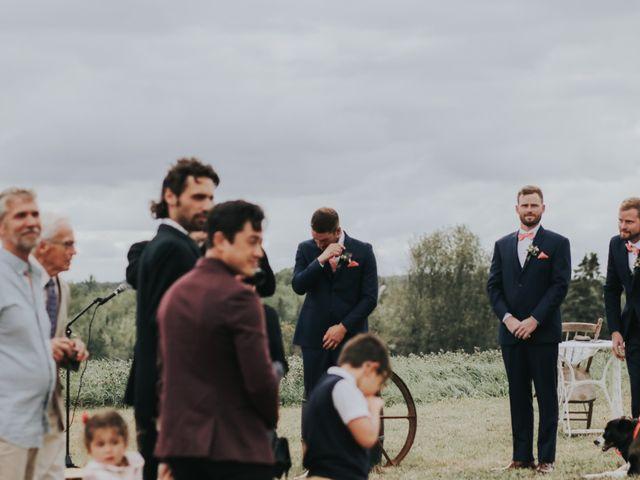 David and Pascale's wedding in Scotsburn, Nova Scotia 24