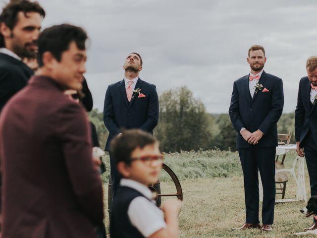 David and Pascale's wedding in Scotsburn, Nova Scotia 26