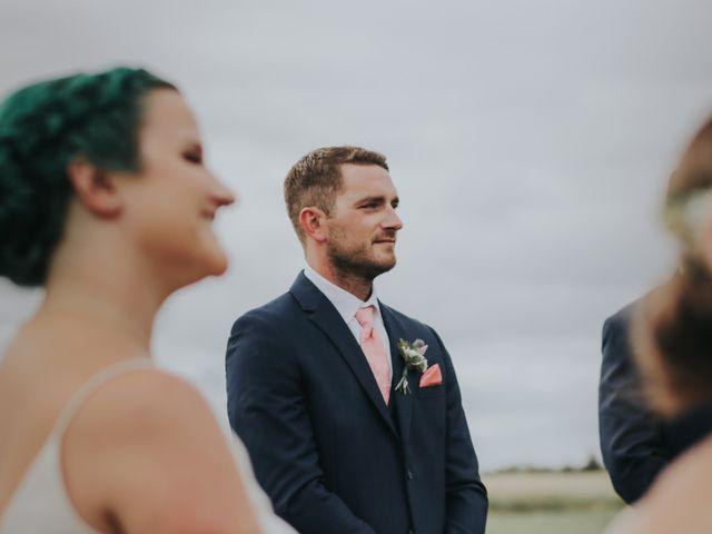 David and Pascale's wedding in Scotsburn, Nova Scotia 27