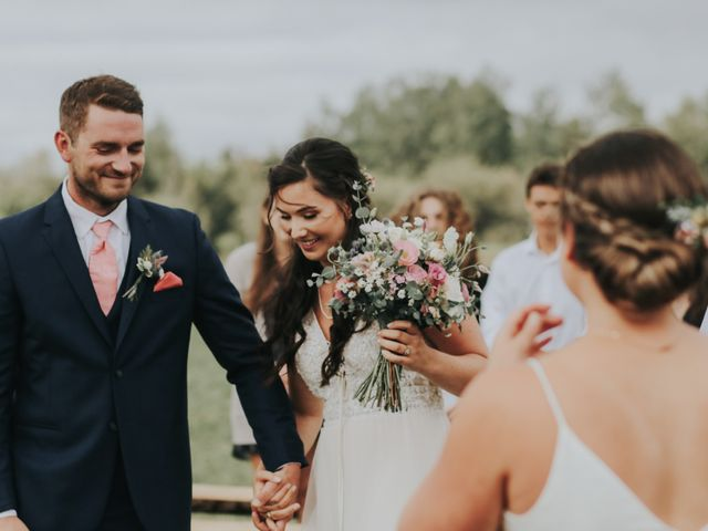 David and Pascale's wedding in Scotsburn, Nova Scotia 28