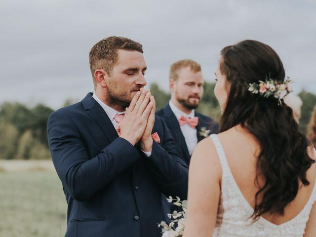 David and Pascale's wedding in Scotsburn, Nova Scotia 29