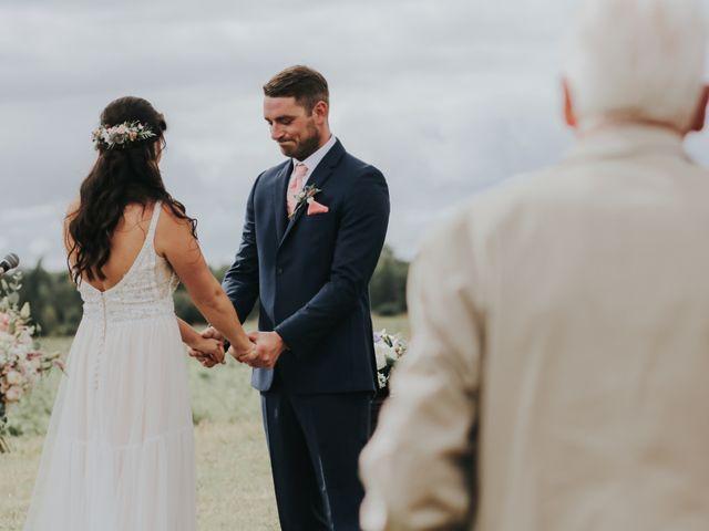 David and Pascale's wedding in Scotsburn, Nova Scotia 30