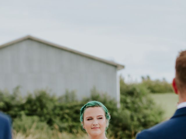 David and Pascale's wedding in Scotsburn, Nova Scotia 33