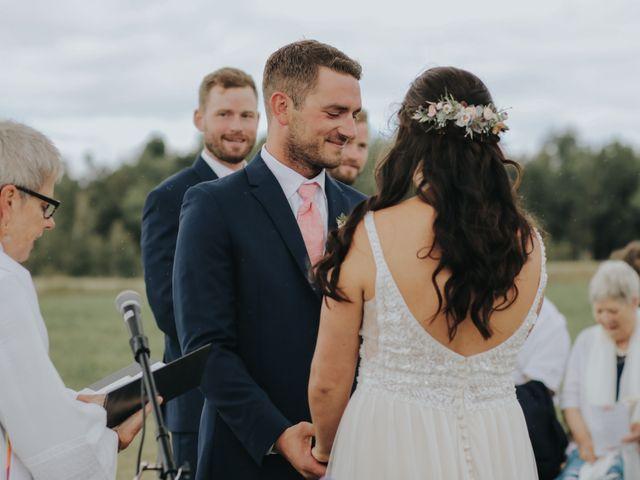David and Pascale's wedding in Scotsburn, Nova Scotia 35