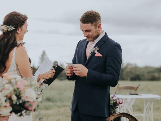 David and Pascale's wedding in Scotsburn, Nova Scotia 36