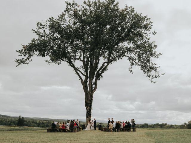 David and Pascale's wedding in Scotsburn, Nova Scotia 43