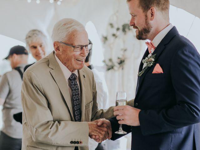 David and Pascale's wedding in Scotsburn, Nova Scotia 48