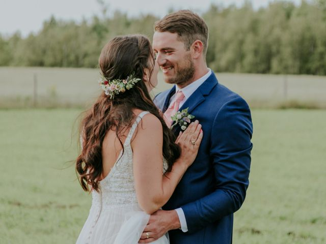 David and Pascale's wedding in Scotsburn, Nova Scotia 60