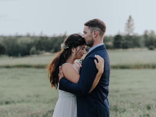 David and Pascale's wedding in Scotsburn, Nova Scotia 70