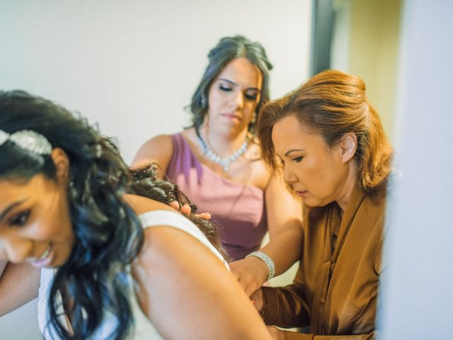 Marc and Brittany's wedding in Mississauga, Ontario 5