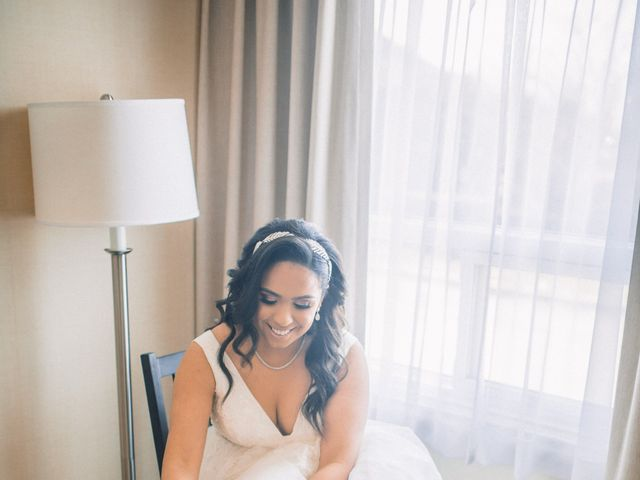 Marc and Brittany's wedding in Mississauga, Ontario 6