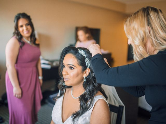 Marc and Brittany's wedding in Mississauga, Ontario 8