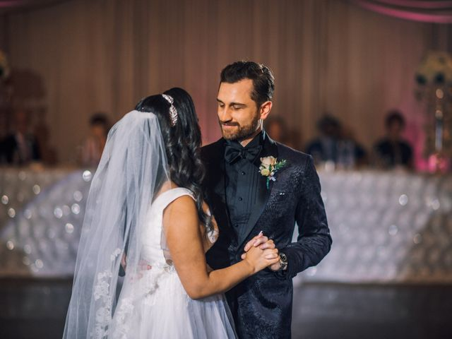 Marc and Brittany's wedding in Mississauga, Ontario 14