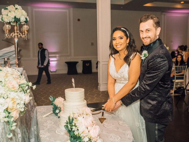 Marc and Brittany's wedding in Mississauga, Ontario 15