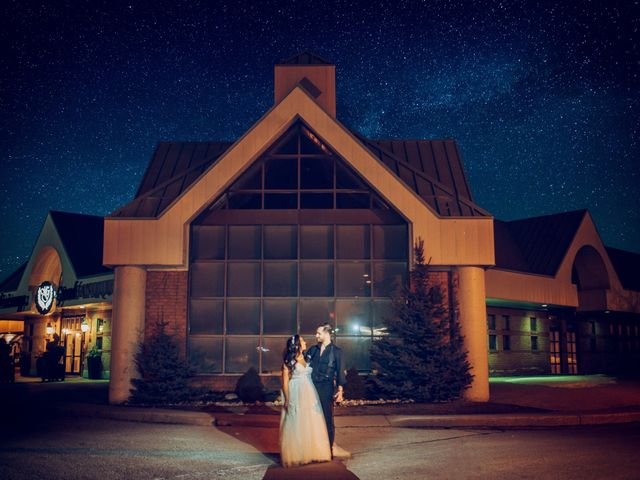 Marc and Brittany's wedding in Mississauga, Ontario 16