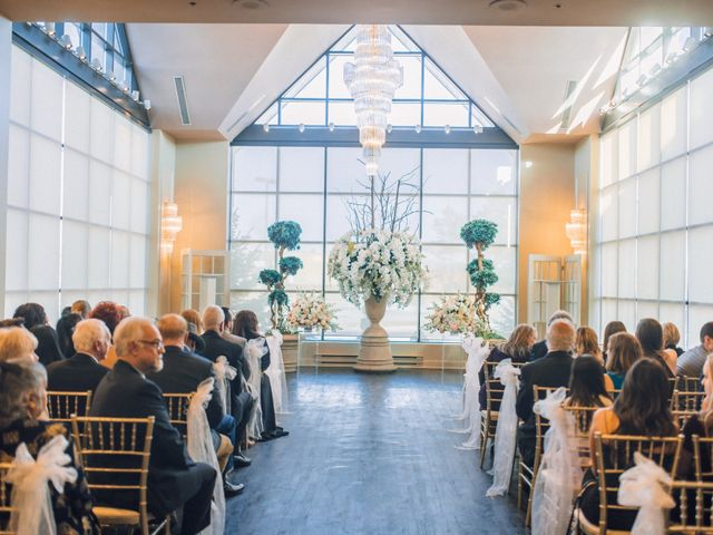 Marc and Brittany's wedding in Mississauga, Ontario 2