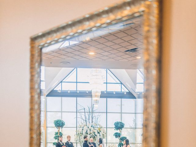 Marc and Brittany's wedding in Mississauga, Ontario 17