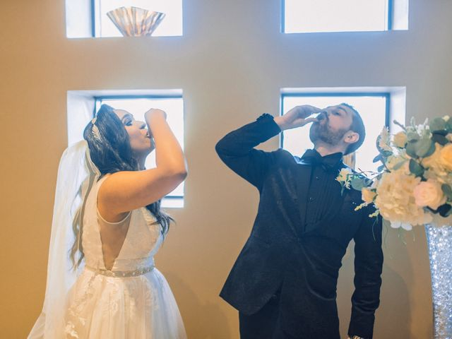 Marc and Brittany's wedding in Mississauga, Ontario 20