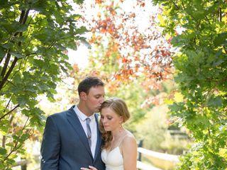 The wedding of Haley and Jordan