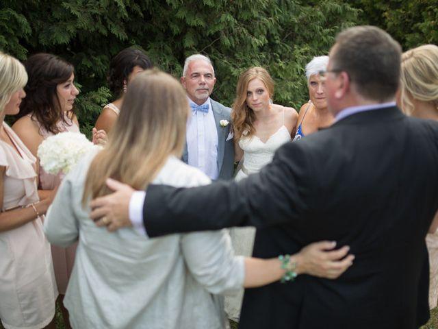 Jordan and Haley's wedding in Niagara on the Lake, Ontario 44