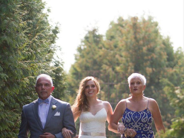 Jordan and Haley's wedding in Niagara on the Lake, Ontario 49