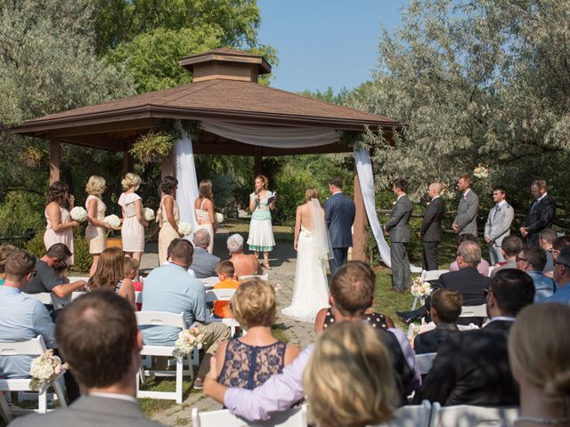 Jordan and Haley's wedding in Niagara on the Lake, Ontario 52