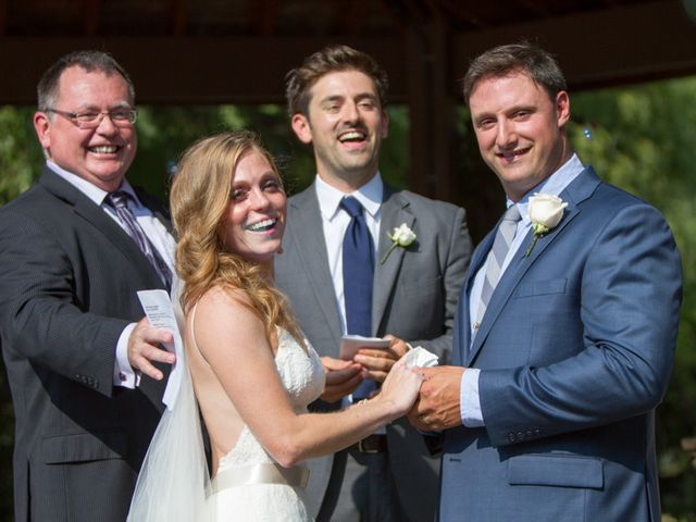 Jordan and Haley's wedding in Niagara on the Lake, Ontario 57