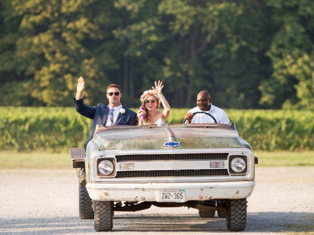 Jordan and Haley's wedding in Niagara on the Lake, Ontario 88