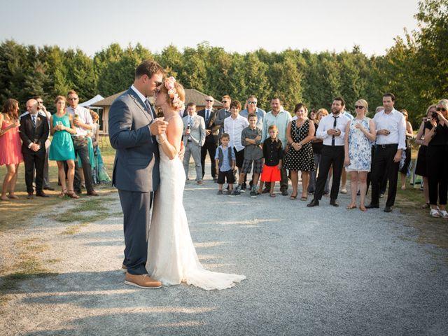 Jordan and Haley's wedding in Niagara on the Lake, Ontario 89