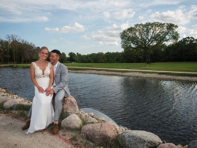 Amanda and Shaun's wedding in Winnipeg, Manitoba 1