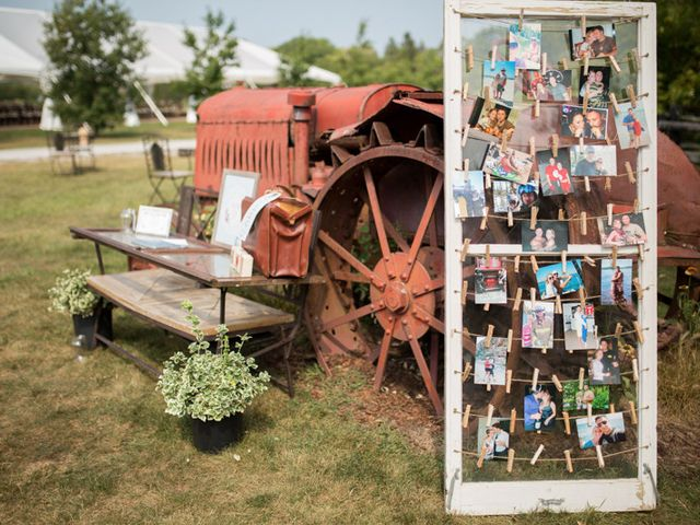 Jordan and Haley's wedding in Niagara on the Lake, Ontario 9