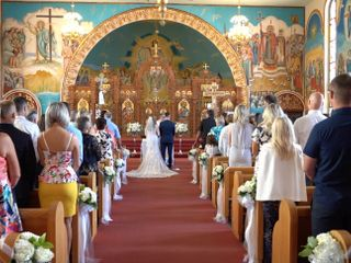 The wedding of Sonia and Bohdan 2