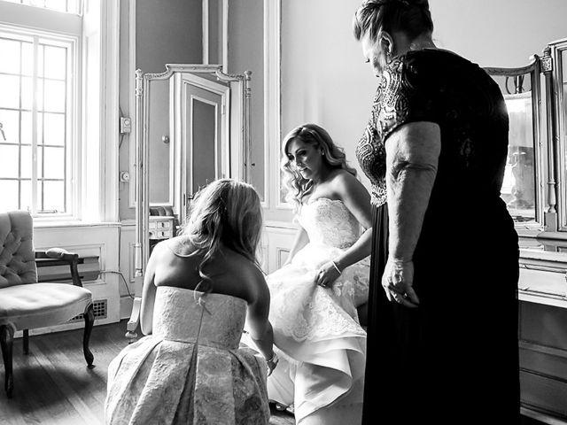 Joey and Nicole's wedding in Toronto, Ontario 13