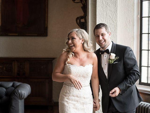 Joey and Nicole's wedding in Toronto, Ontario 30