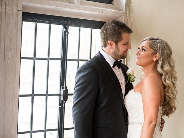 The wedding of Nicole and Joey