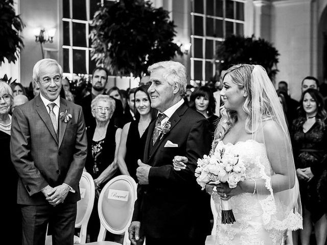 Joey and Nicole's wedding in Toronto, Ontario 37