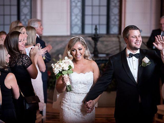 Joey and Nicole's wedding in Toronto, Ontario 45