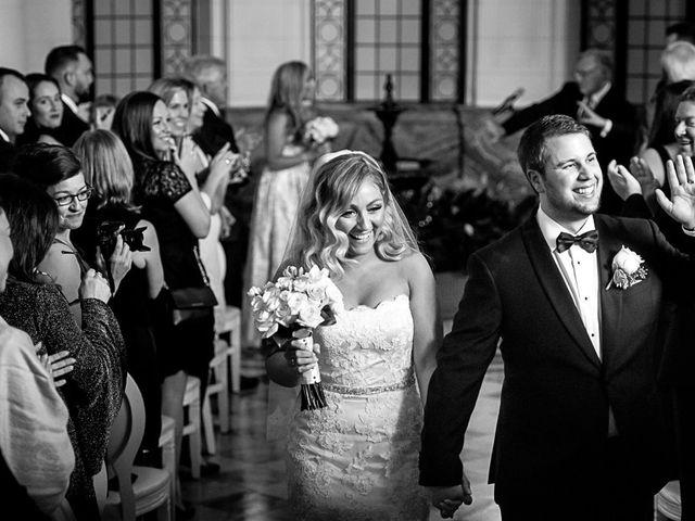 Joey and Nicole's wedding in Toronto, Ontario 46