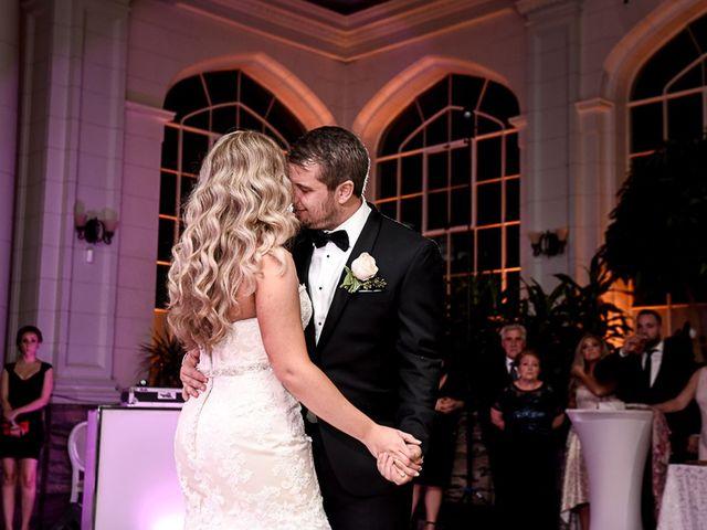 Joey and Nicole's wedding in Toronto, Ontario 57