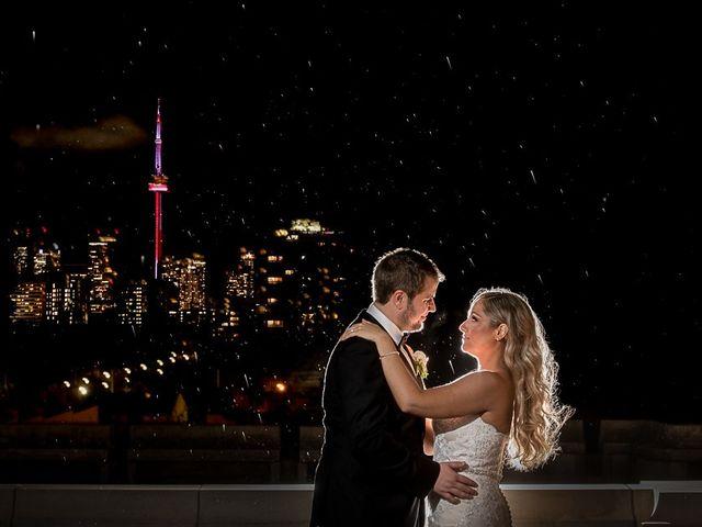 Joey and Nicole's wedding in Toronto, Ontario 59