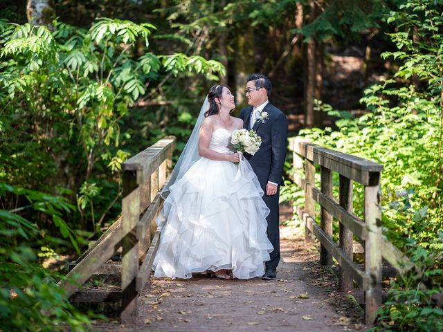 The wedding of Alice and Allan