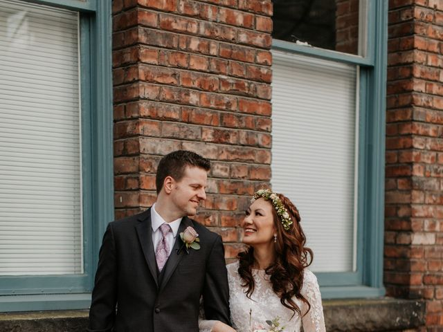 Dan and Kelly's wedding in Vancouver, British Columbia 8