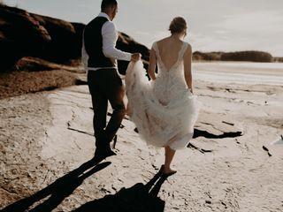 The wedding of Liz and Jesse 2