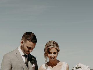 The wedding of Liz and Jesse