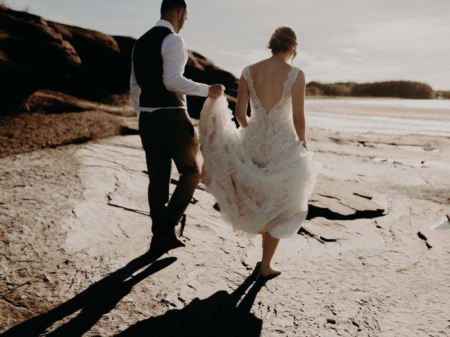 Jesse and Liz's wedding in Pictou, Nova Scotia 3