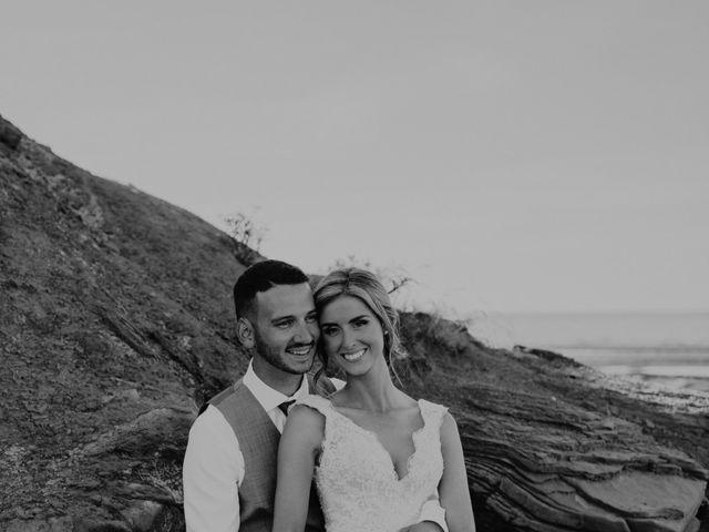 Jesse and Liz's wedding in Pictou, Nova Scotia 4